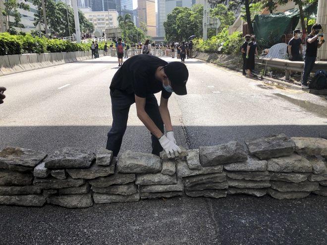 Χονγκ Κονγκ, 21 Ιουνίου 2019