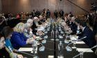 Φωτό αρχείου: Από τον Στρατηγικό Διάλογο Ελλάδας - Ηνωμένων Πολιτειών