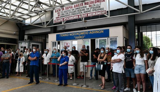 ΠΟΕΔΗΝ: Νέες κινητοποιήσεις για την αναστολή εργασίας