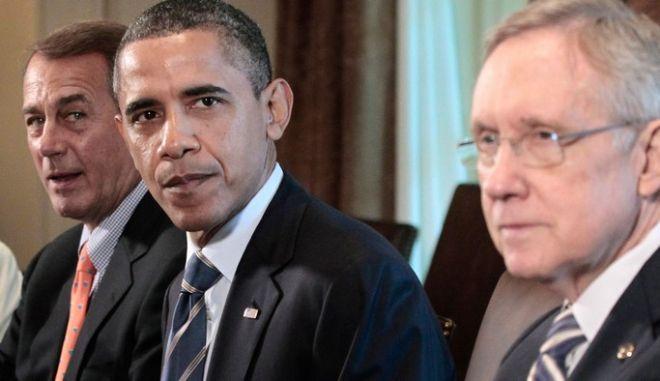 Οι ΗΠΑ αποφεύγουν τη στάση πληρωμών