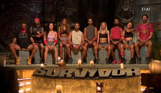 Survivor 4: Ποιος παίκτης είναι υποψήφιος προς αποχώρηση