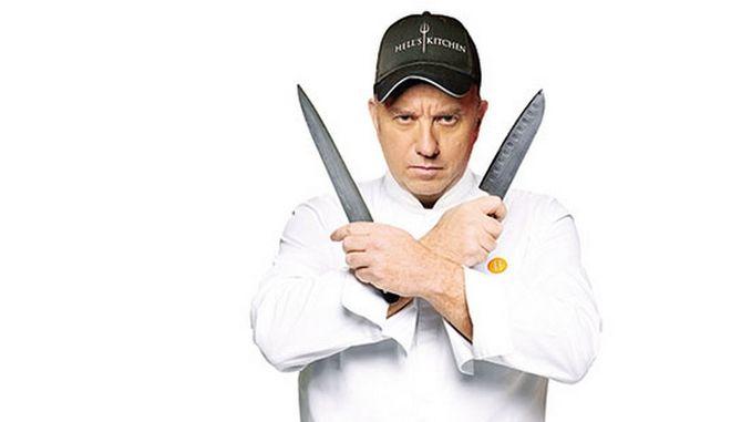 Ο Μποτρίνι έβγαλε τα μαχαίρια για το Hell's Kitchen: 'Ειλικρινά ντρέπομαι'
