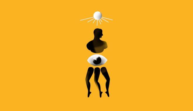 Η αφίσα του Φεστιβάλ Αθηνών και Επιδαύρου 2018