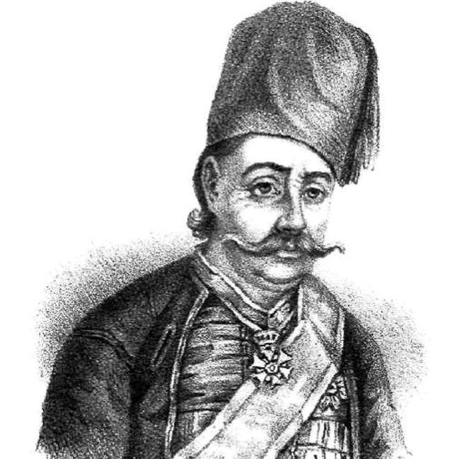 Ο Πετρόμπεης Μαυρομιχάλης (1765-1848).