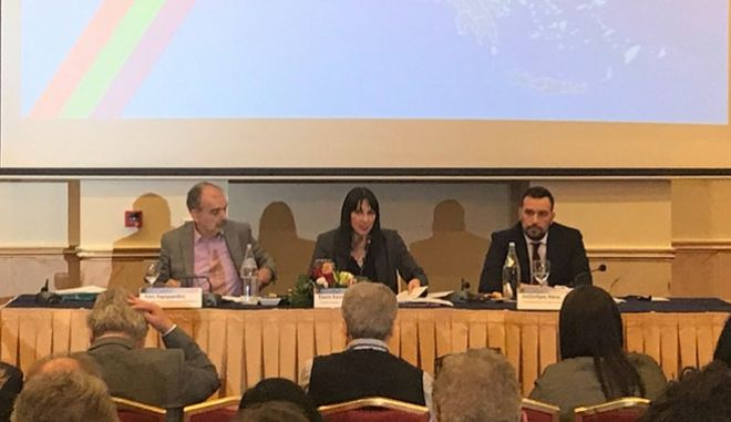 H υπουργός Τουρισμού στο 11οΠεριφερειακό Συνέδριο για την Παραγωγική Ανασυγκρότηση, στη Θεσσαλονίκη