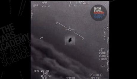 F-18 εντοπίζουν UFO: Τα τρία βίντεο είναι αληθινά και δεν έπρεπε να διαρρεύσουν