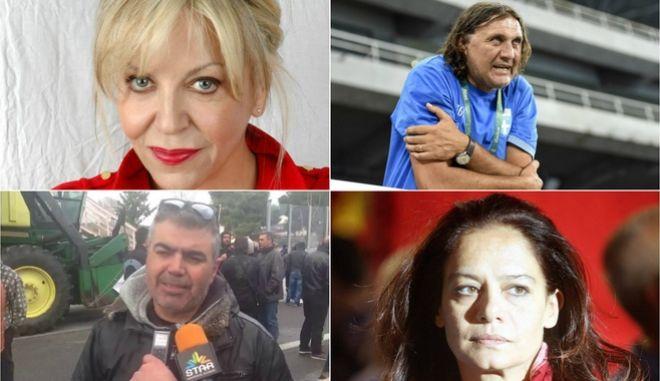 Με Σεμίνα Διγενή, Γιώργο Πομάσκι, Γιάννη Βάγγο, Λίλα Καφαντάρη το ευρωψηφοδέλτιο του ΚΚΕ
