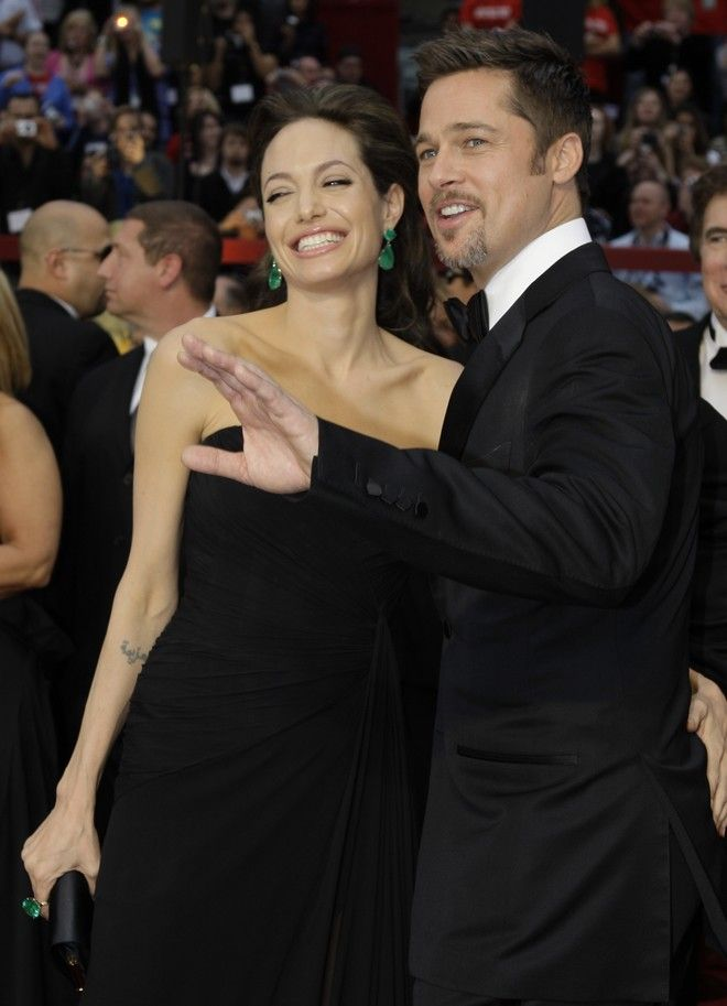 Brad Pitt, nominated for an Oscar for best actor in a leading role for his work in