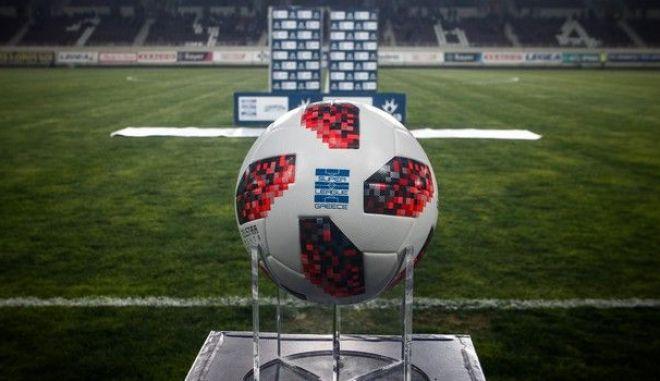 Super League: Αναστολή μέχρι 24/4 και μετά η απόφαση για διακοπή