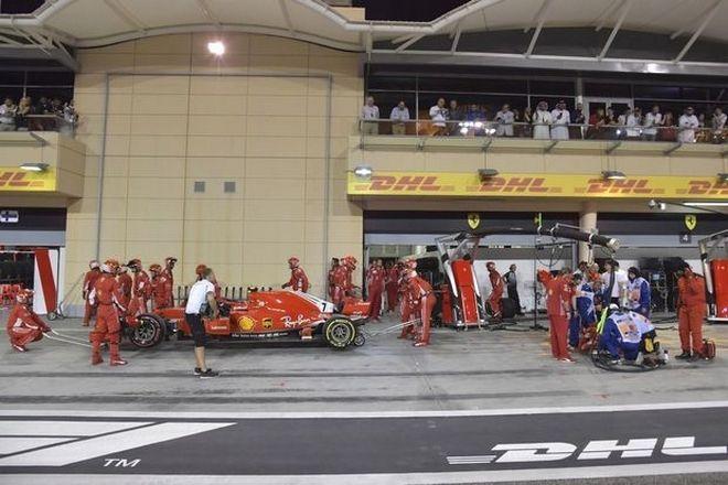 Πάτησε κατά λάθος μηχανικό της Ferrari ο Ράικονεν: Η διάγνωση και η εξήγηση για το ατύχημα