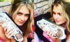 """Γάμος Κικίλια-Μπαλατσινού: Το vintage τσαντάκι του Ζούλια που """"παραδόθηκε"""" από μαμά σε κόρη"""