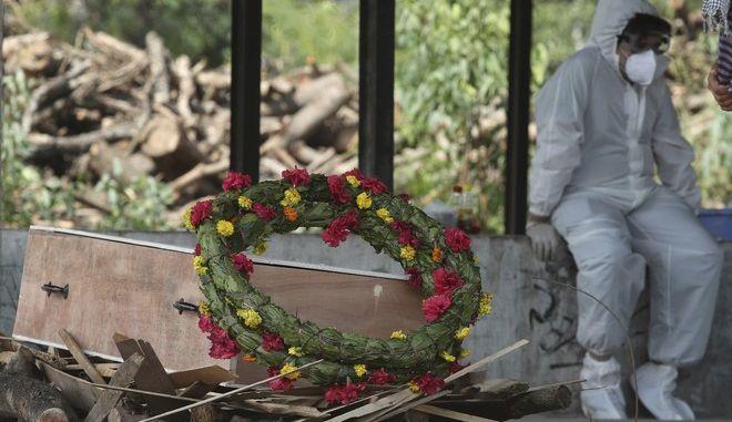 Η Ινδία δοκιμάζεται από την πανδημία του κορονοϊού
