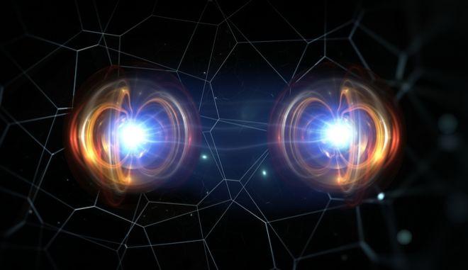 Κβαντική διεμπλοκή
