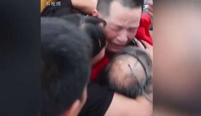 Η αποφύλακιση του Ζανγκ Γιουχάν μετά από 27 χρόνια στη φυλακή