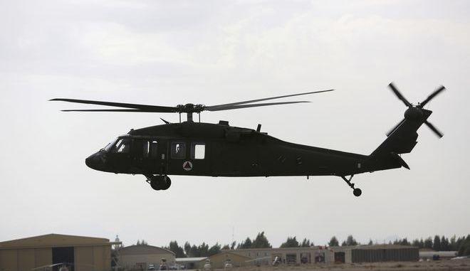 Ελικόπτερο ίδιου τύπου με αυτό που συνετρίβη, Αρχείο
