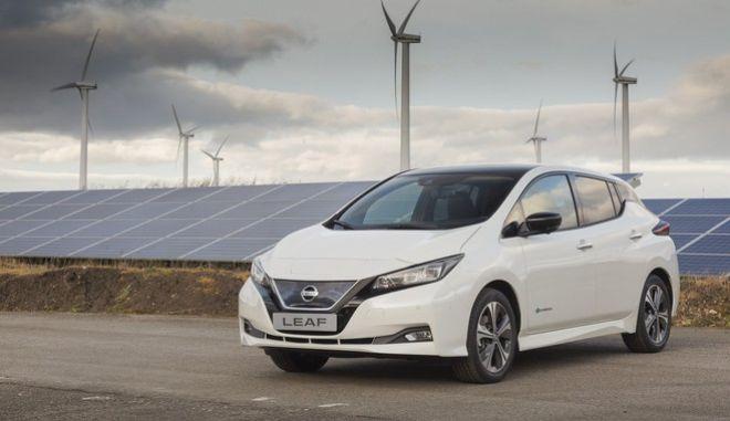 Έρχεται το νέο Nissan LEAF