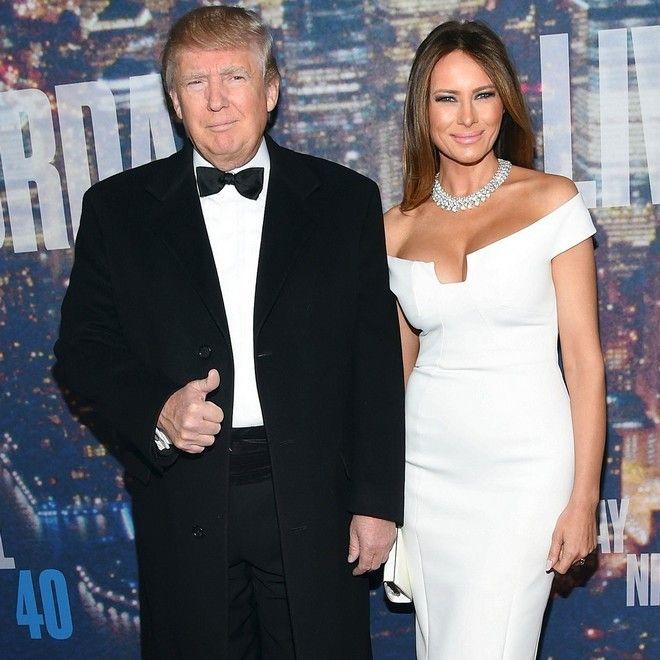 Αν ο Τραμπ κερδίσει τις εκλογές, οι ΗΠΑ θα έχουν την πιο σέξι πρώτη κυρία στον κόσμο