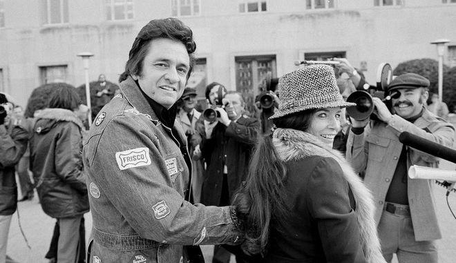 Ο θρύλος της μουσικής, Johnny Cash