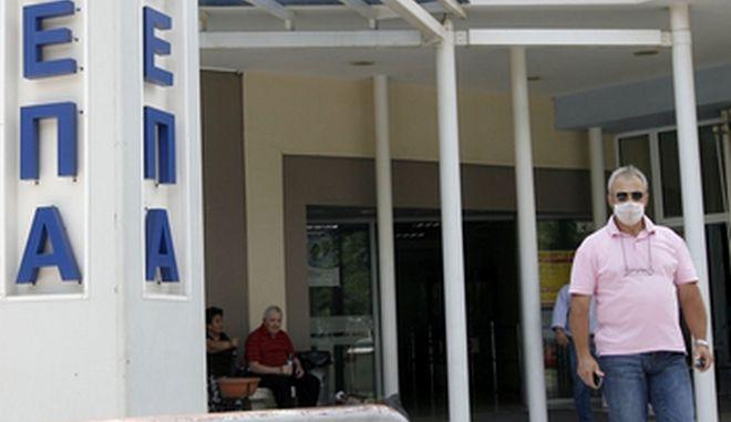 Με συμπτώματα του νέου ιού νοσηλεύεται στο νοσοκομείο ΑΧΕΠΑ, ασθενής μέσης ηλικίας