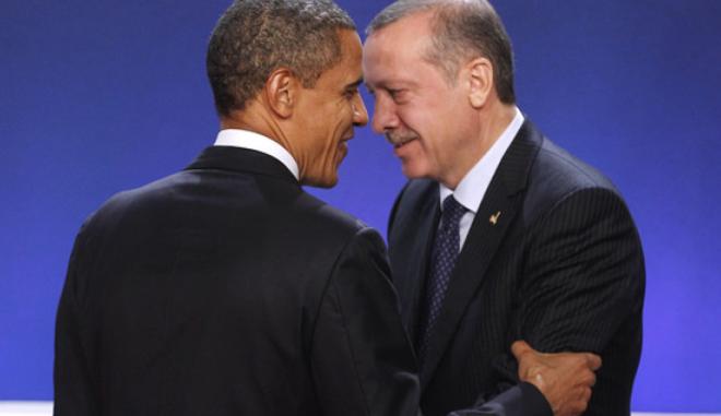 Λευκός Οίκος: Συνάντηση Ερντογάν με Μπάιντεν, ίσως με Ομπάμα