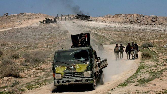 Ο χάρτης θανάτου της Συρίας. Εσύ θα έμενες να πολεμήσεις;