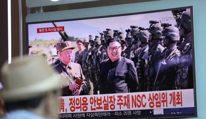Παγκόσμιος συναγερμός: Η Β. Κορέα εκτόξευσε πύραυλο πάνω από την Ιαπωνία