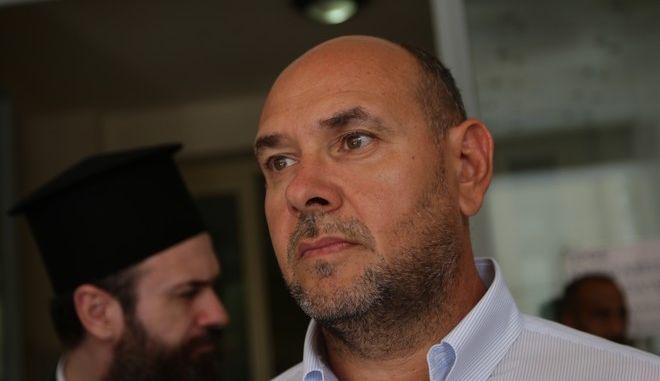 Ο νέος πρόεδρος του ΕΚΑΒ Νίκος Παπαευσταθίου