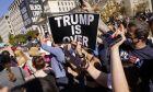 Στιγμιότυπο από διαδήλωση του Black Lives Matter στην Ουάσινγκτον