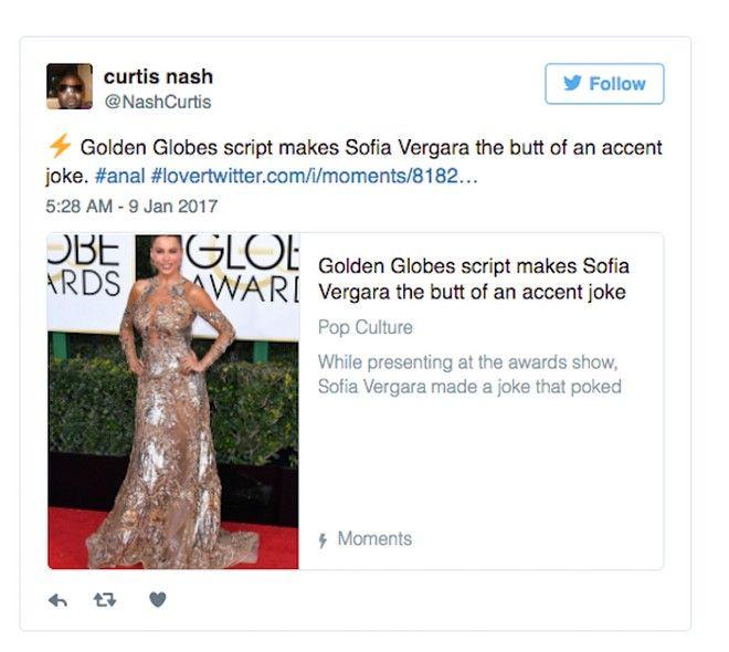 Θέλουμε ένα Χόλιγουντ που η Σοφία Βεργκάρα δε θα χρειάζεται να γίνεται αστείο του κ....ου