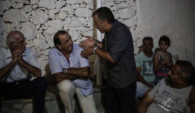 Σταύρος Θεοδωράκης: Για τους ψαράδες μας ρε γαμώτο