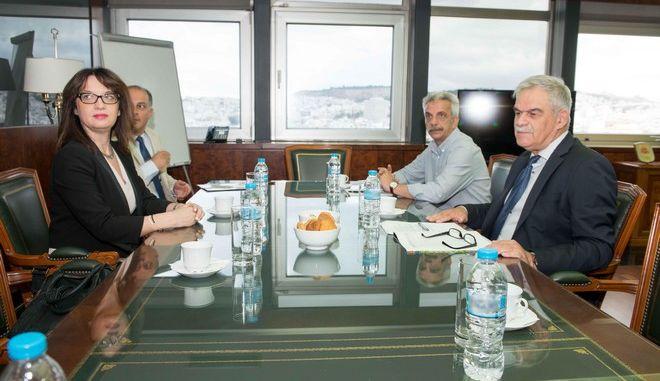 Αυστηροποίηση των ελέγχων στα αλβανικά σύνορα, ζήτησε ο Τόσκας