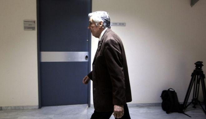 ΑΘΗΝΑ-Συνάντηση με τους εκπροσώπους των διοικητικών υπαλλήλων του Εθνικού και Καποδιστριακού Πανεπιστημίου Αθηνών, παρουσία του πρύτανη του ΕΚΠΑ Θ. Πελεγρίνη (φωτογραφία), είχε το πρωί ο υπουργός Παιδείας Κωνσταντίνος Αρβανιτόπουλος.(EUROKINISSI-ΓΕΩΡΓΙΑ ΠΑΝΑΓΟΠΟΥΛΟΥ)