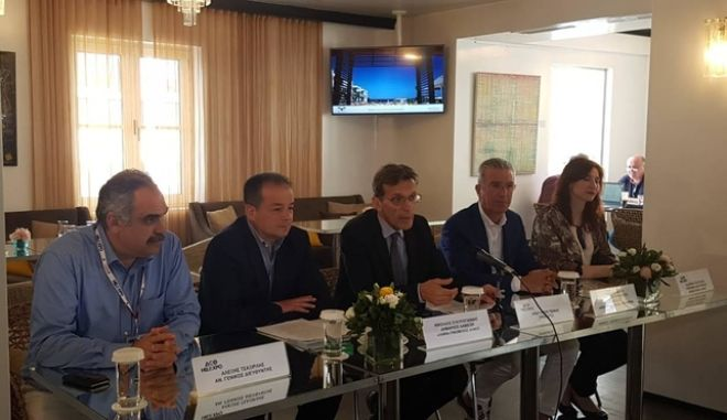 Η Λαμία τιμώμενος Δήμος στο Greek Travel Show 2018