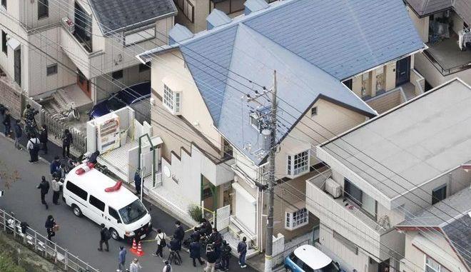 Σκηνικό τρόμου στο Τόκιο: Βρήκαν σε διαμέρισμα εννιά διαμελισμένα πτώματα