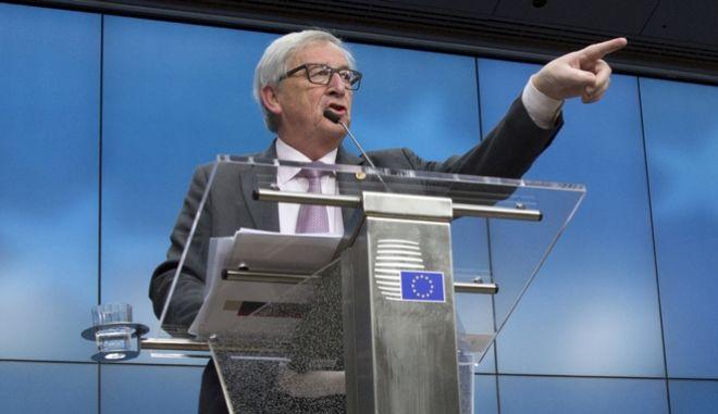 Γιούνκερ: Αν επαναφέρει τη θανατική ποινή η Τουρκία, δεν θα γίνει ποτέ μέλος της Ε.Ε.