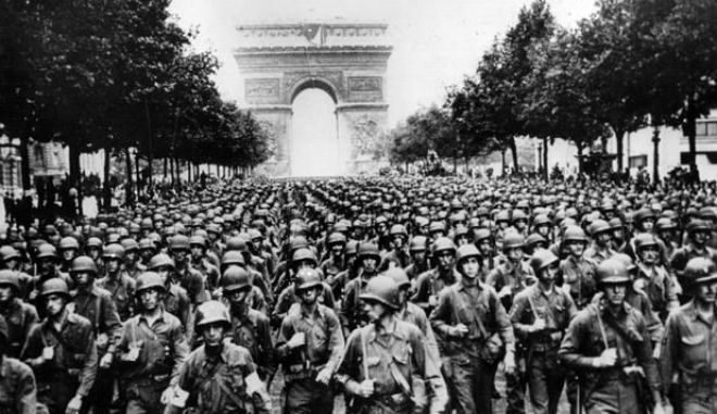 Σαν σήμερα οι Σύμμαχοι απελευθερώνουν το Παρίσι