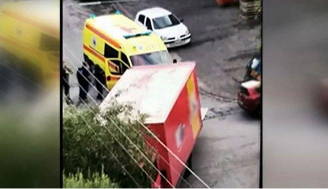 """Τραγωδία στην Ηλιούπολη: """"O οδηγός θυσιάστηκε για να μην πέσει το φορτηγό πάνω σε μαθητές"""""""