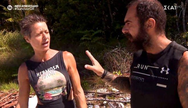 """Survivor 4: Μπάχαλο οι δύο ομάδες - """"Θα τους βουλώσω το στόμα"""""""