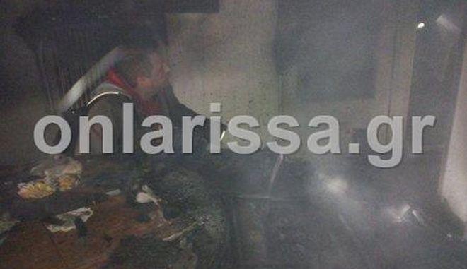 Θύμα της οικονομικής κρίσης ο 4χρονος στη Λάρισα που κόντεψε να καεί