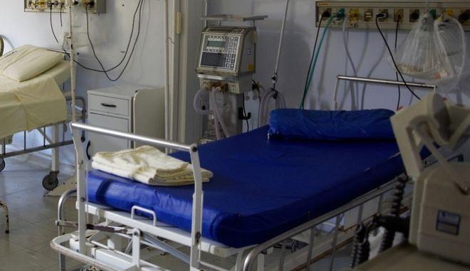 Κρεβάτι νοσοκομείου