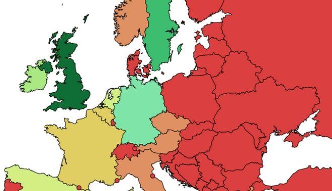 Billboard:Οι Ευρωπαίοι που βρέθηκαν στο Νο1. Ποιος είναι ο μόνος Έλληνας που πάτησε κορυφή