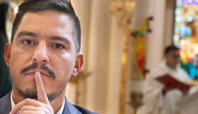 Κολομβία: Στο εδώλιο δημοσιογράφος που έγραψε βιβλίο για τις σεξουαλικές κακοποιήσεις ανηλίκων από ιερείς