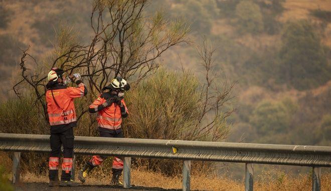 Ισπανία: Στο έλεος των πυρκαγιών για 5 ημέρα η Ανδαλουσία - Εκκενώνονται πόλεις