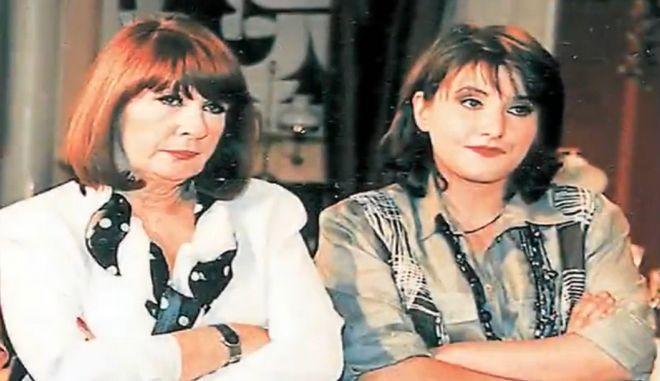 """Άννα Παναγιωτοπούλου για Κατερίνα Ζιώγου: """"Πόσο το αγαπούσα αυτό το κορίτσι"""""""