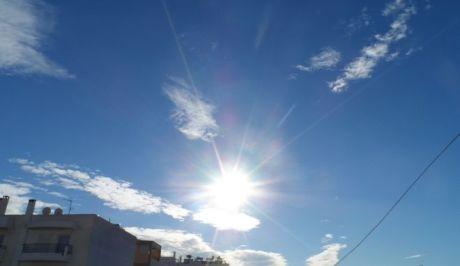 Λιακάδα στην Αθήνα