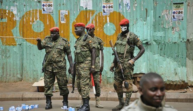 Αστυνομία στην Αφρική