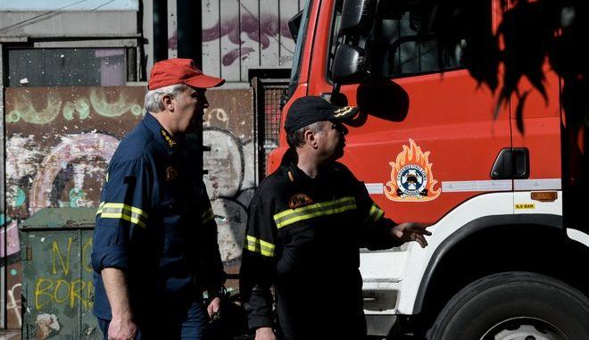 Πυροσβέστες (φωτογραφία αρχείου) (EUROKINISSI/ΜΠΟΛΑΡΗ ΤΑΤΙΑΝΑ )
