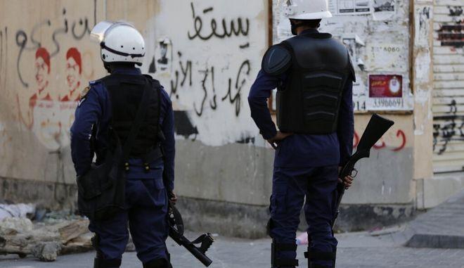 Αστυνομία στη Σαουδική Αραβία. Φωτό αρχείου.