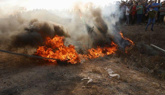 Συγκρούσεις Ισραήλ - Γάζας