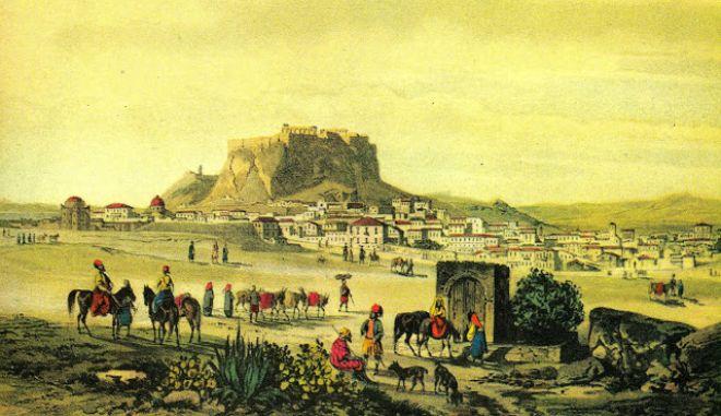Πως ζούσαν οι Αθηναίοι στην τουρκοκρατία;